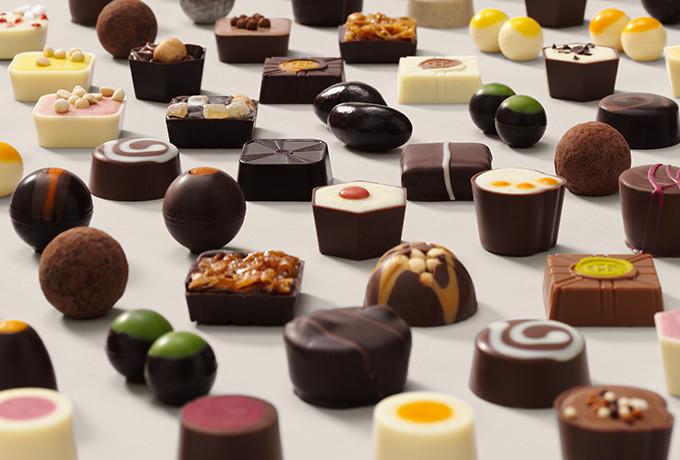 Hotel Chocolat Chocolates