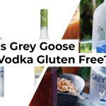 Is Grey Goose Vodka Gluten Free?