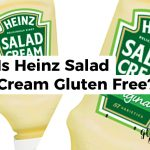 Is Heinz Salad Cream Gluten Free?