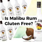 Is Malibu Rum Gluten Free?
