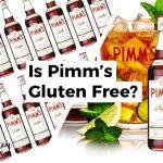 Is Pimm's Gluten Free?