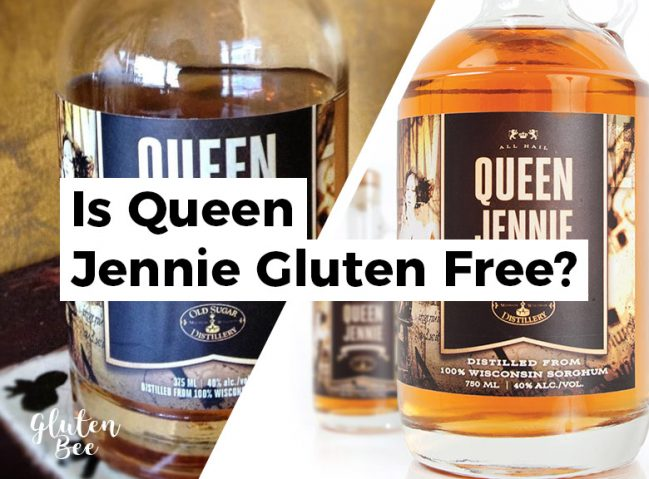 Is Queen Jennie Whiskey Gluten Free?