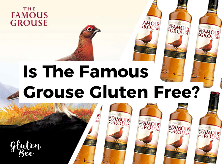 Is Famous Grouse Gluten Free?