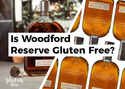 Is Woodford Reserve Gluten-Free?