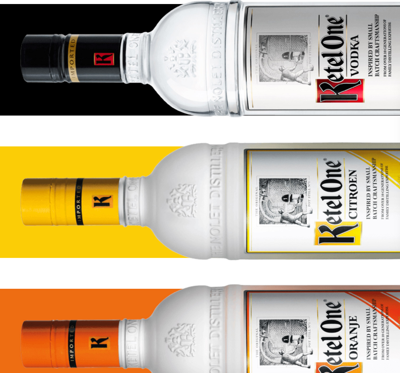 ketel one vodka flavors
