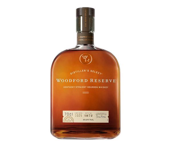 Woodford Reserve Whiskey Bottle