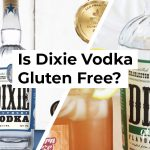 is dixie vodka gluten free?