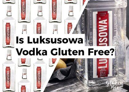 Is Luksusowa Vodka Gluten Free?