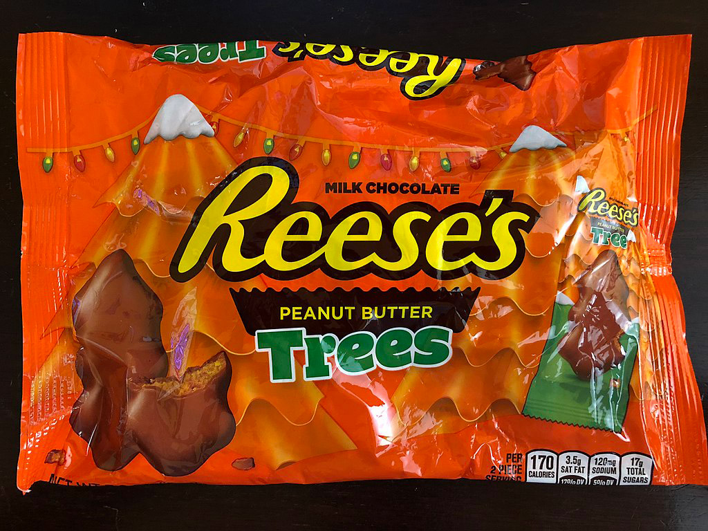 Reese's Holiday Trees
