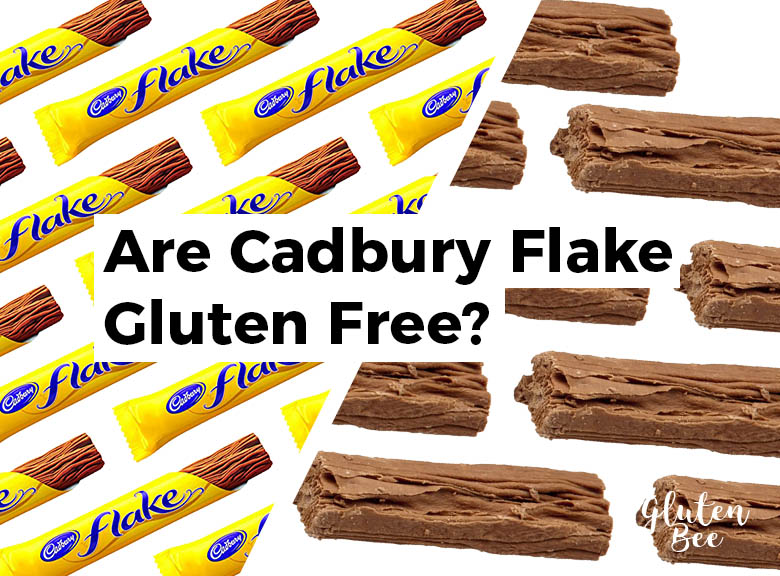 Are Cadbury Flake Gluten Free?