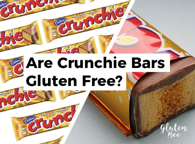 Are Crunchie Bars Gluten Free?