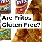 Are Fritos Gluten Free?