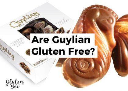 Are Guylian Chocolates Gluten Free?
