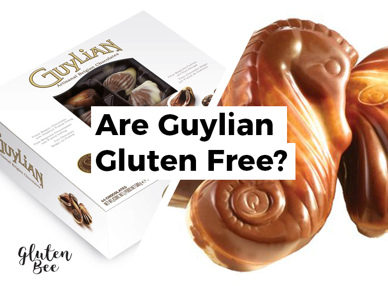 Are Guylian Chocolates Gluten Free?