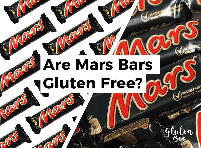 Are Mars Bars Gluten Free?