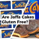 Are Mcvities Jaffa Cakes Gluten Free?