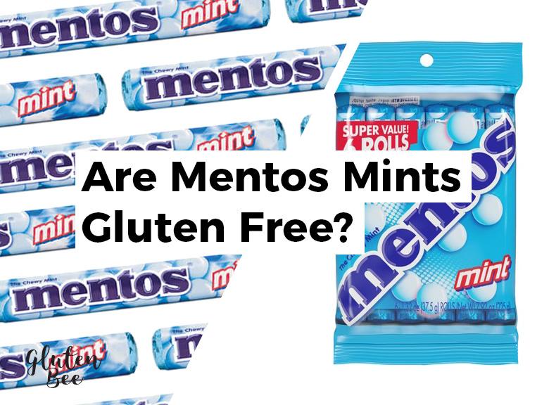 Are Mentos Gluten Free?