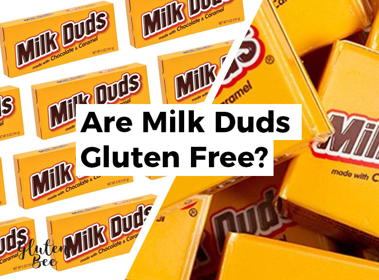 Are Milk Duds Gluten Free?