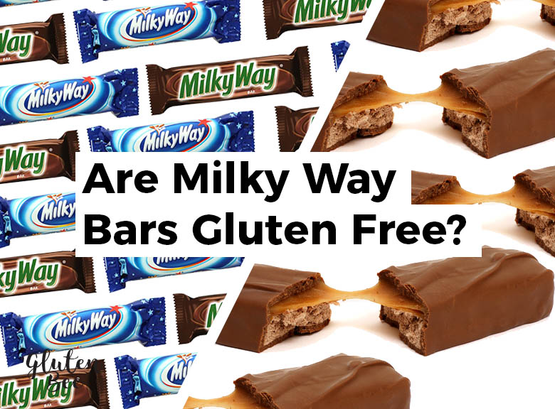 Are Milky Way Bars Gluten Free?