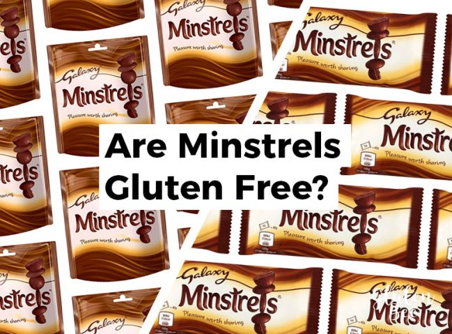 Are Minstrels Gluten-Free?