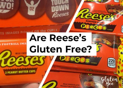 Are Reese's Gluten Free?