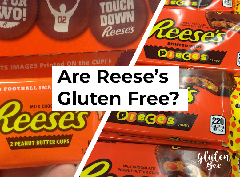 are reeses cups gluten free  »  7 Picture »  Amazing..!
