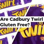 Are Cadbury Twirl Gluten Free?