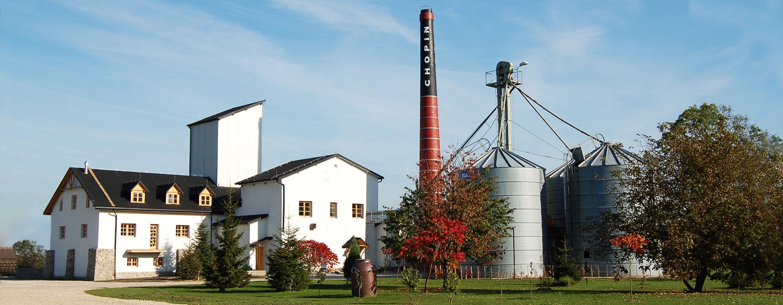 chopin distillery