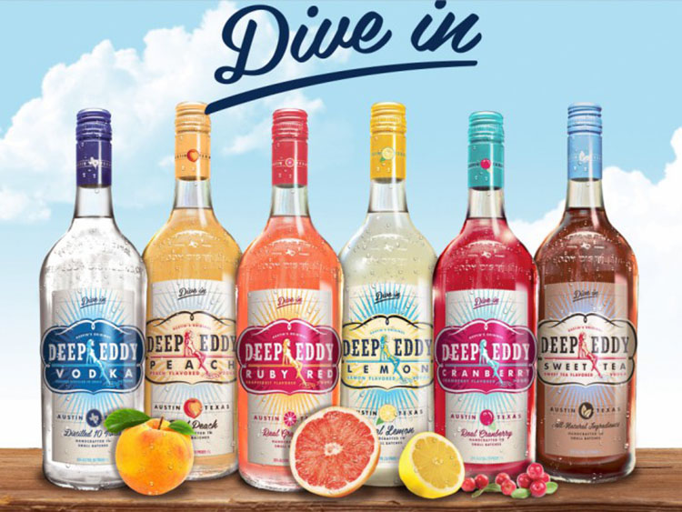 Deep Eddy Vodkas