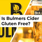 Is Bulmers Cider Gluten Free?