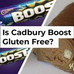 Is Cadbury Boost Gluten Free?