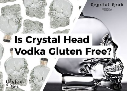 Is Crystal Head Vodka Gluten-Free?