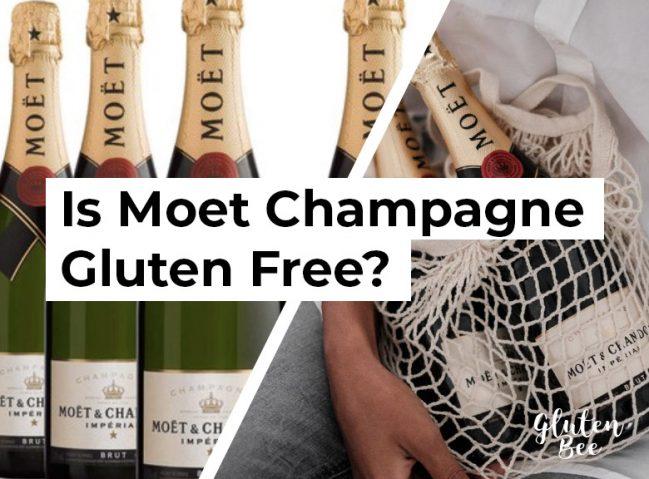 Is Moet Champagne Gluten Free?