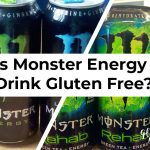 Is Monster Energy Drink Gluten Free?