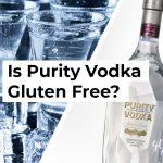 is purity vodka gluten free