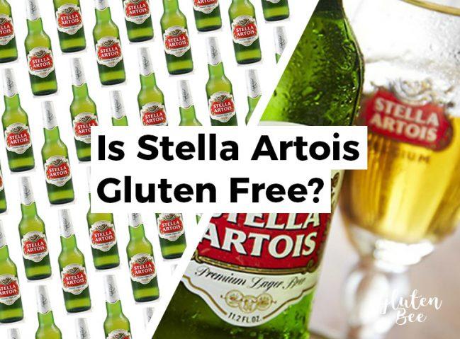 Is Stella Artois Gluten-Free?