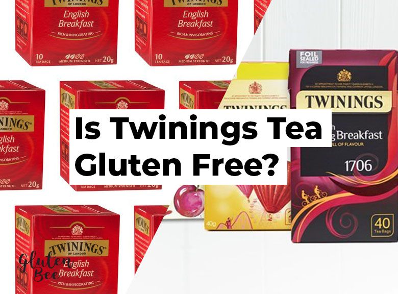 Is Twinings Tea Gluten-Free?