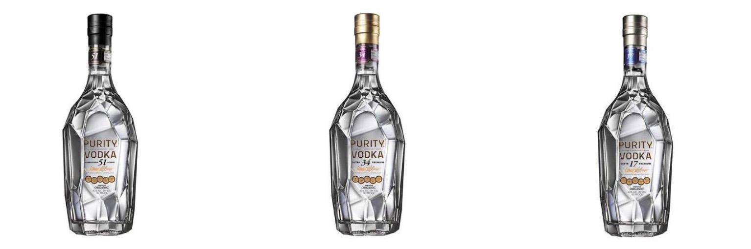 purity vodka flavors