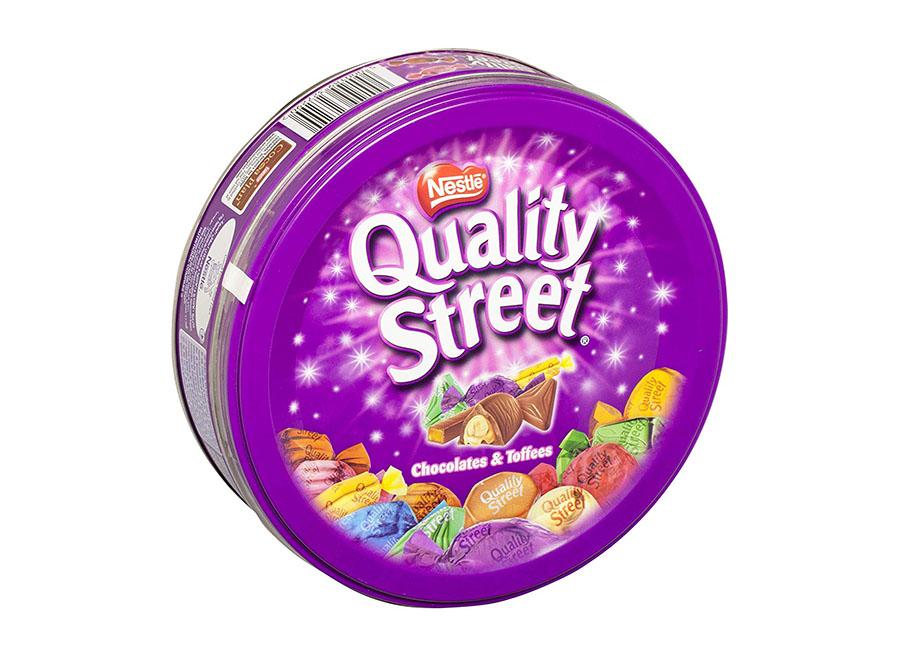 Quality Street Box