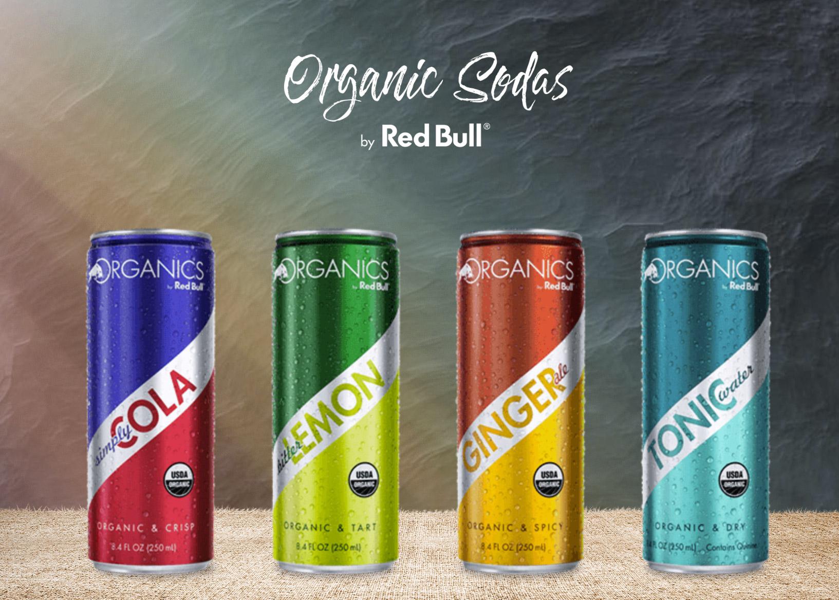 red bull organics gluten free
