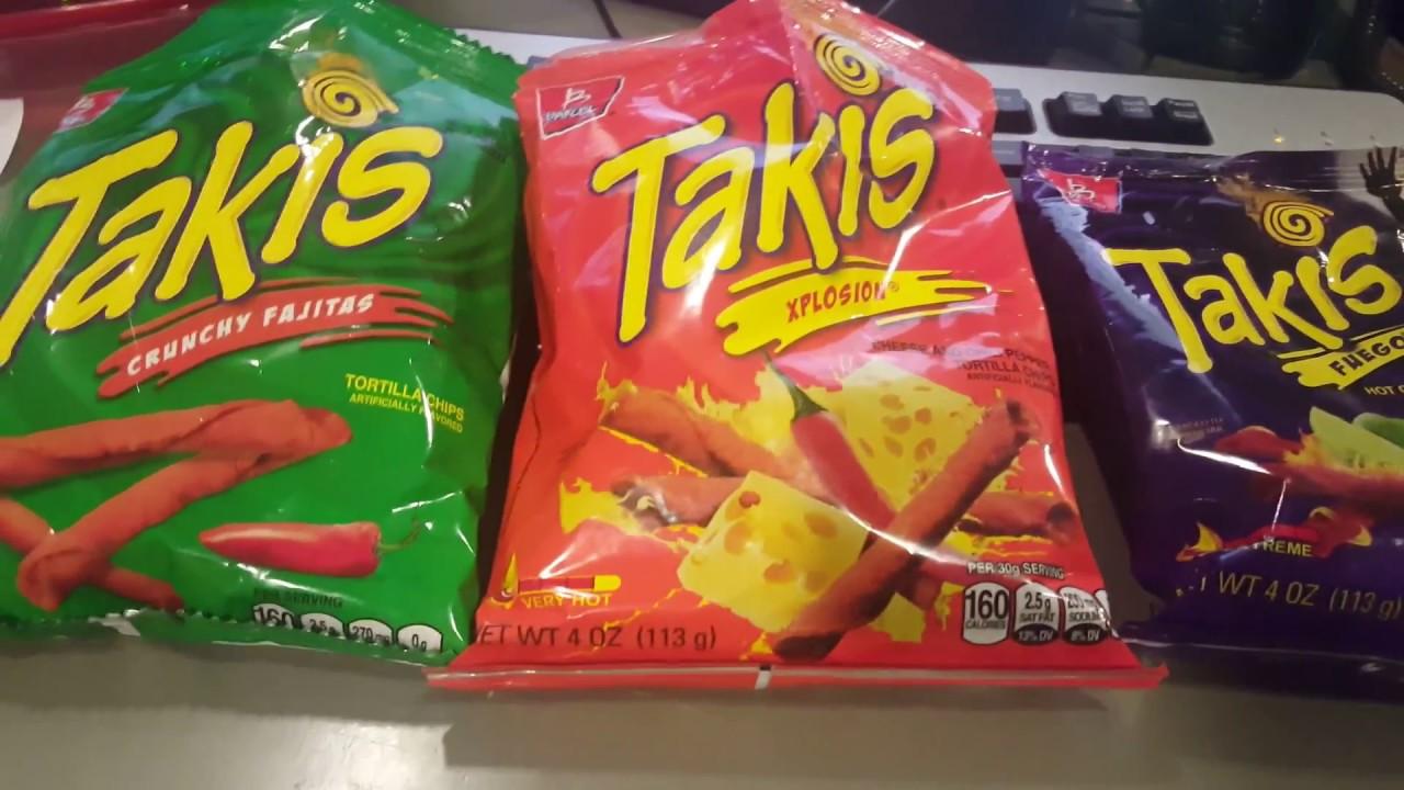 takis flavors