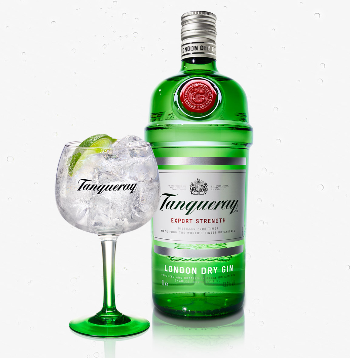 tanqueray gin drink