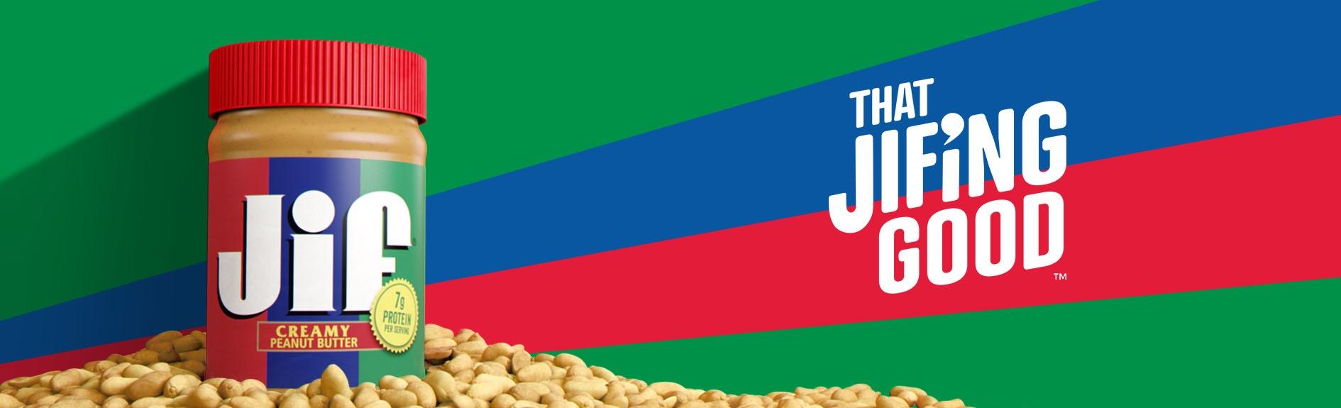 jif peanut butter gluten free