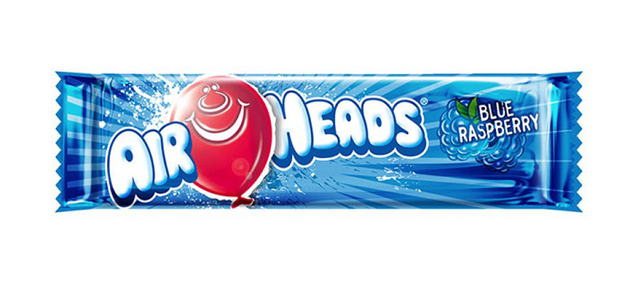 Airhead Blue Raspberry