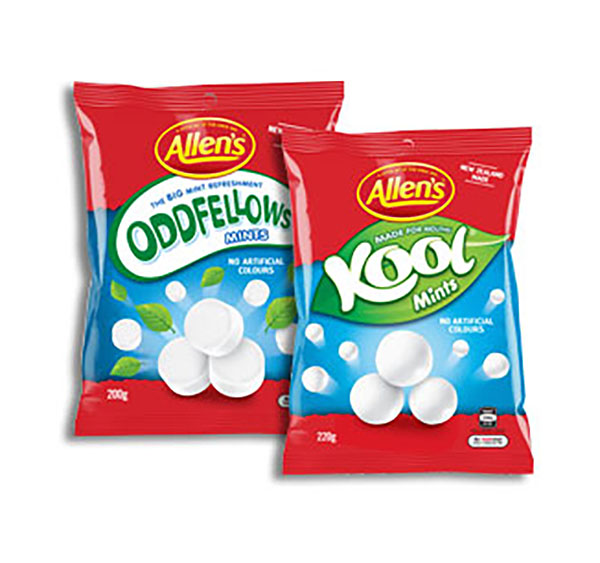 Allen's Kool Mints (Oddfellows)