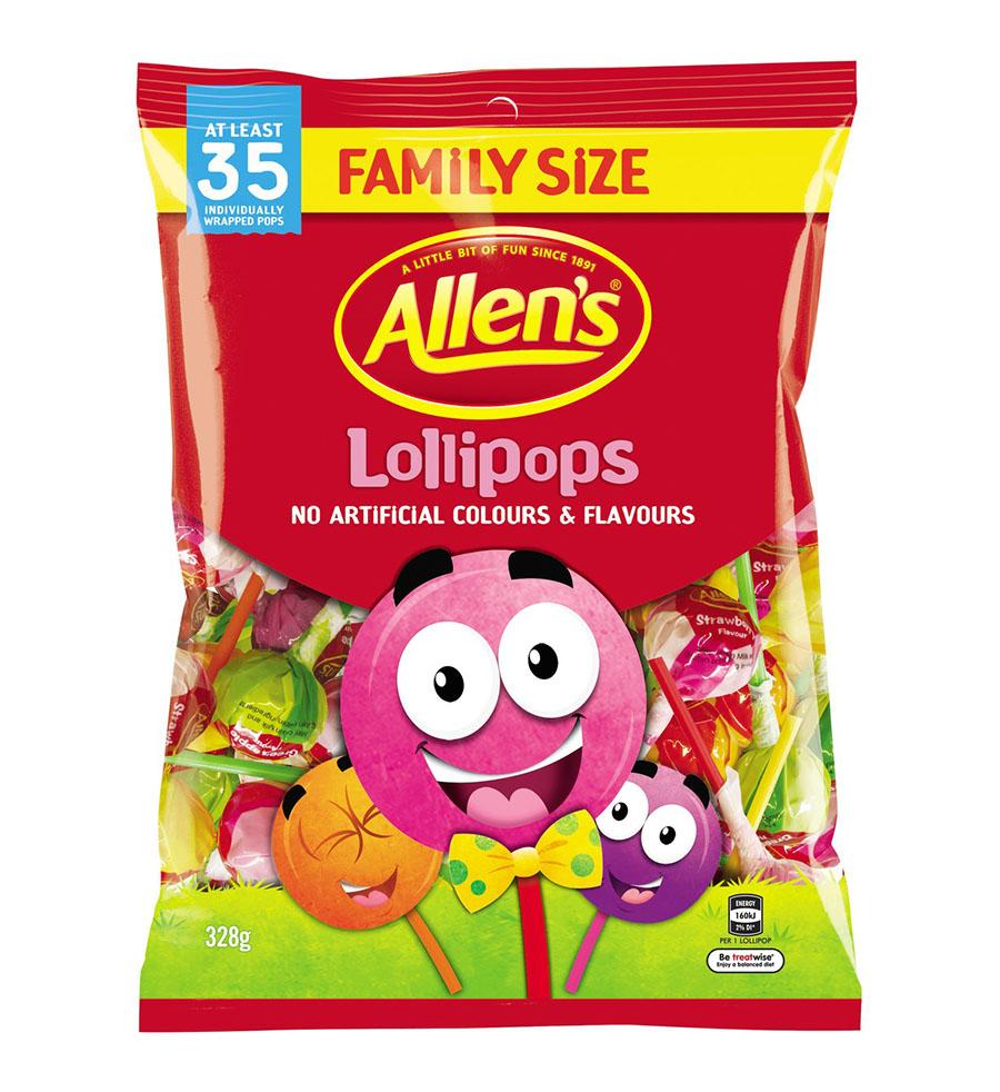 Allens Lollipops