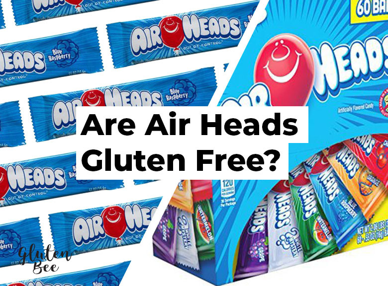 Are Airheads Gluten Free?