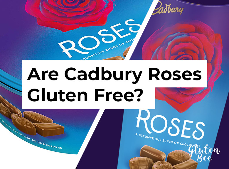 Are Cadbury Roses Gluten Free?