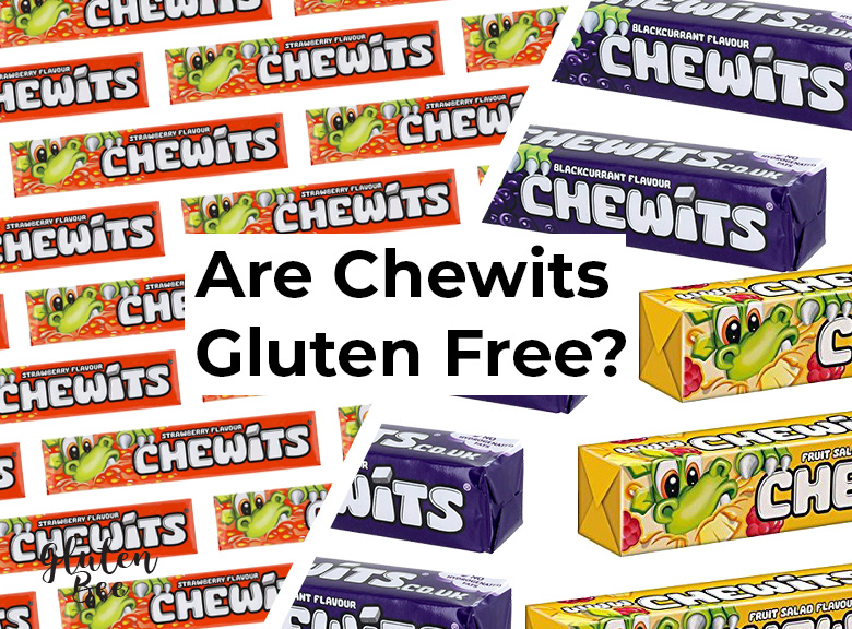 Are Chewits Gluten Free?