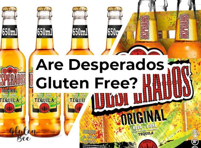 Are Desperados Gluten-Free?